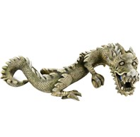 Balinese Dragon: Large Aquarium Decorations