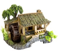 Beach Cabin: Large Fish Tank Decorations