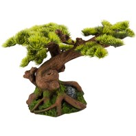 Asian Bonsai Tree: Large Fish Tank Decorations