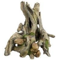 Craggy Driftwood: Halloween Fish Tank Decorations